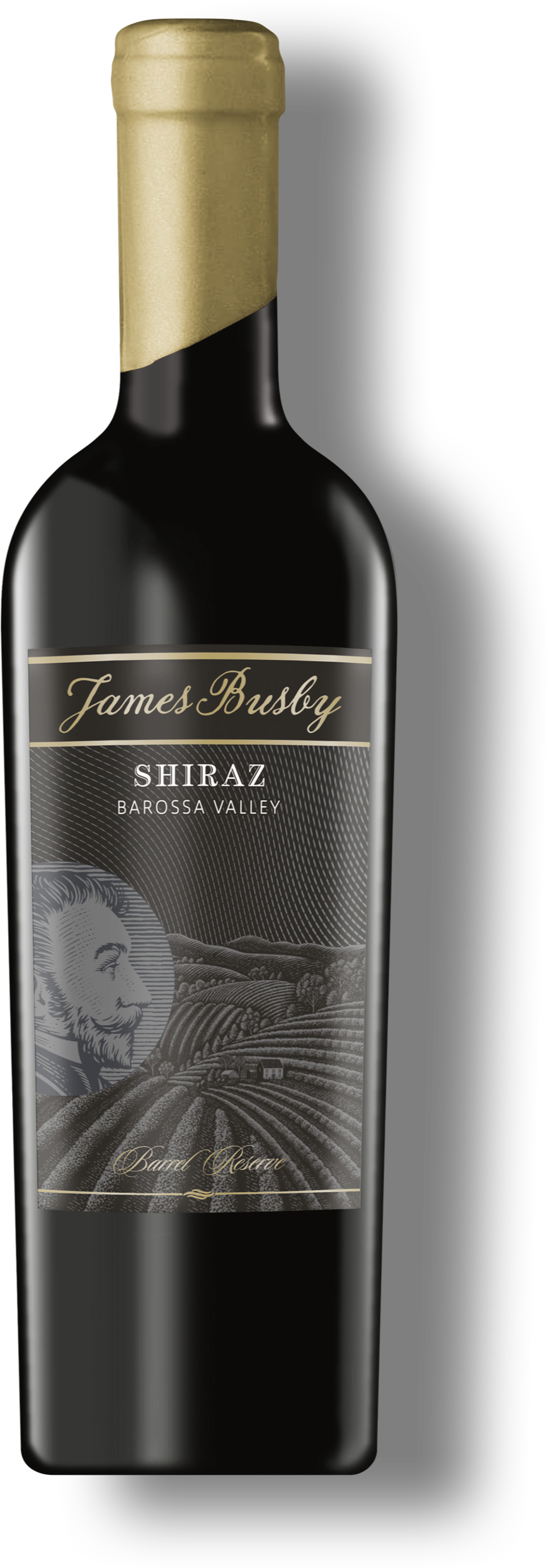 Chapter 3 - Shiraz wine bottle